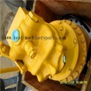 PC200-8 Komatsu swing motor with gearbox, swing machinery