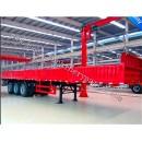 Side wall semi trailer, drop side semi trailer, semi trailer manufacturer