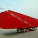 bulk cargo transport trailer,bulk cargo transport semi trailer, bulk cargo semi trailer,box trailer